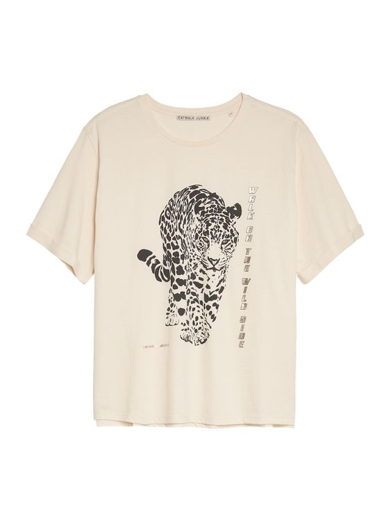 Catwalk Junkie T-Shirt KM Hunting