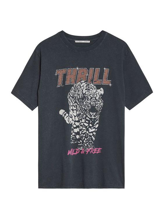 Catwalk Junkie T-Shirt KM Thrill