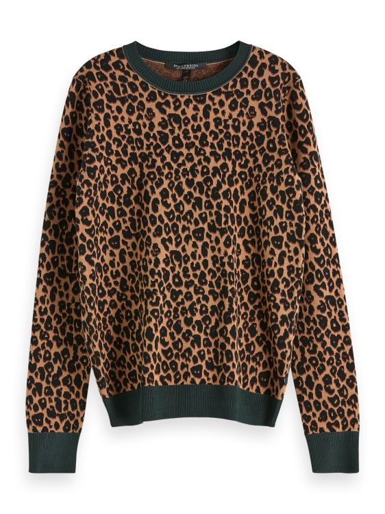 Maison Scotch Trui Panter