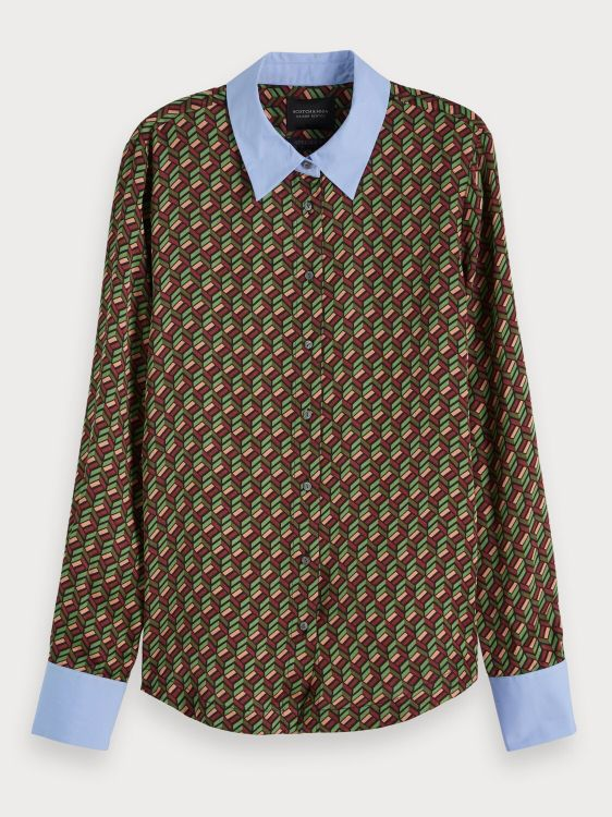 Maison Scotch Blouse Collar