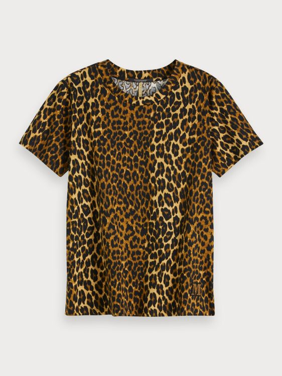 Maison Scotch T-Shirt Animal