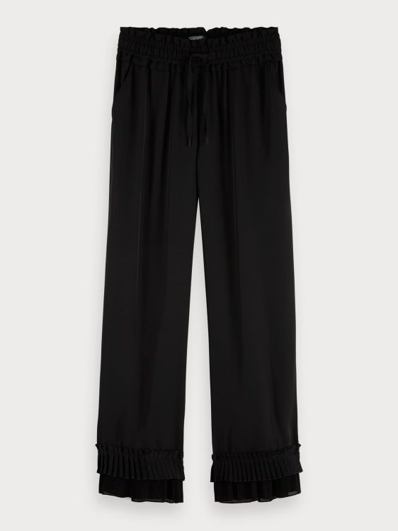 Maison Scotch Broek Wide leg