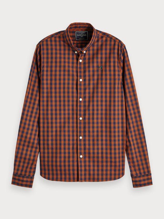 Scotch & Soda Overhemd BB Check