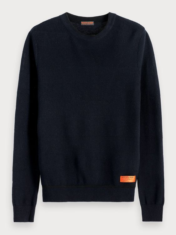 Scotch & Soda Trui Classic Crewneck