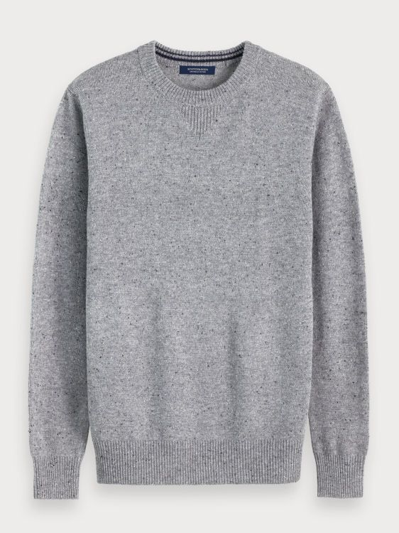 Scotch & Soda Trui Classic Wool-blend