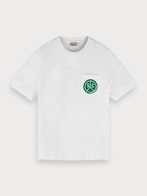 Scotch & Soda T-Shirt KM 155405