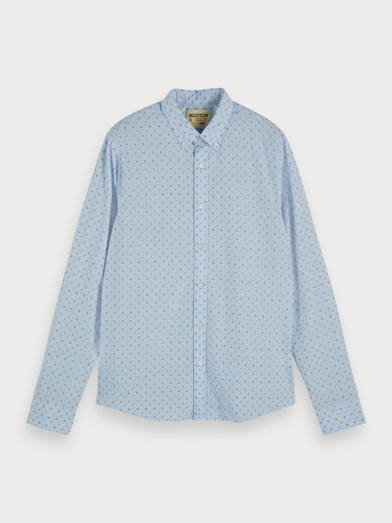 Scotch & Soda Overhemd LM 155162