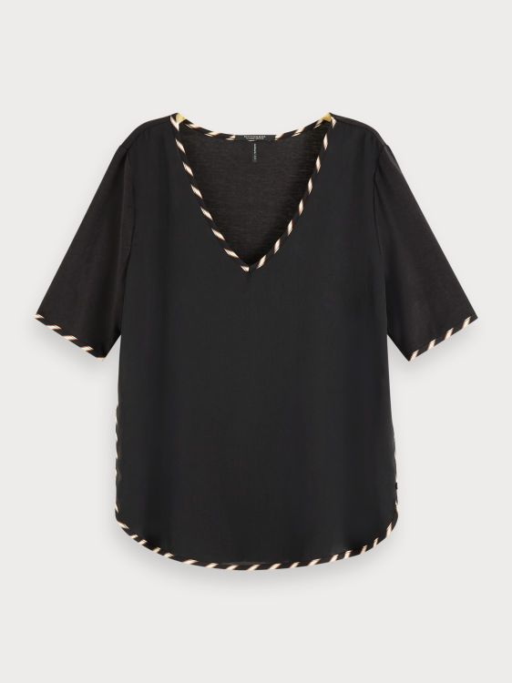Maison Scotch T-Shirt KM 156182