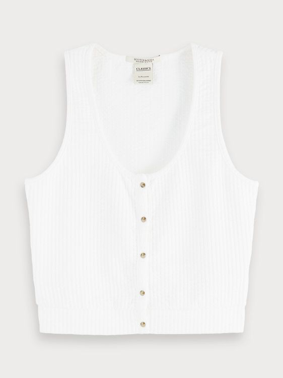 Maison Scotch Tanktop 156241
