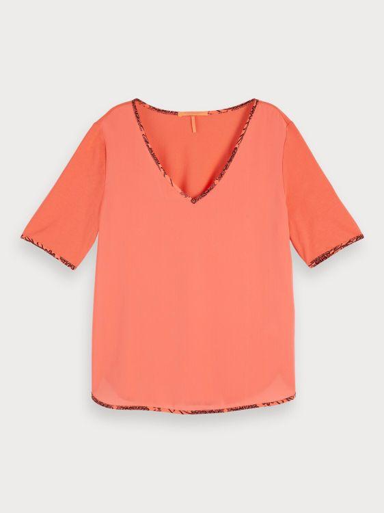 Maison Scotch T-Shirt KM 156182