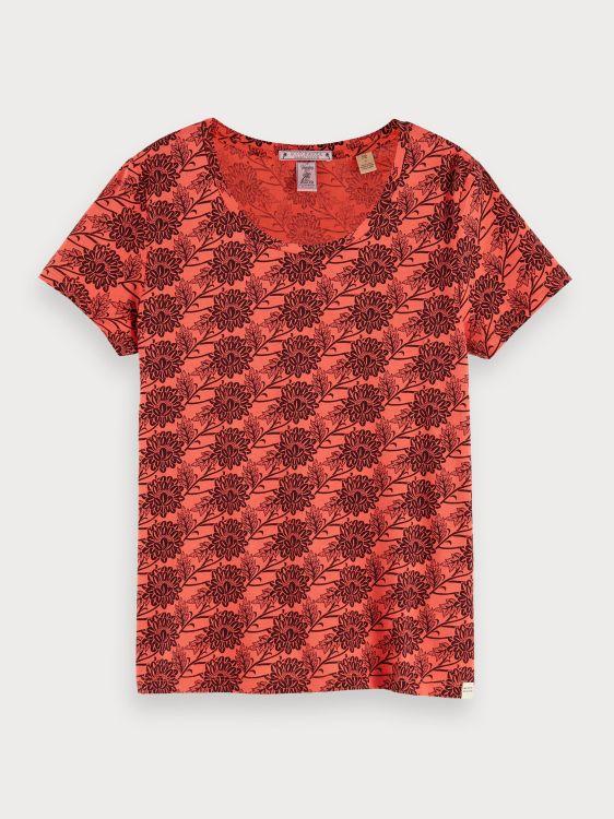 Maison Scotch T-Shirt KM 156226