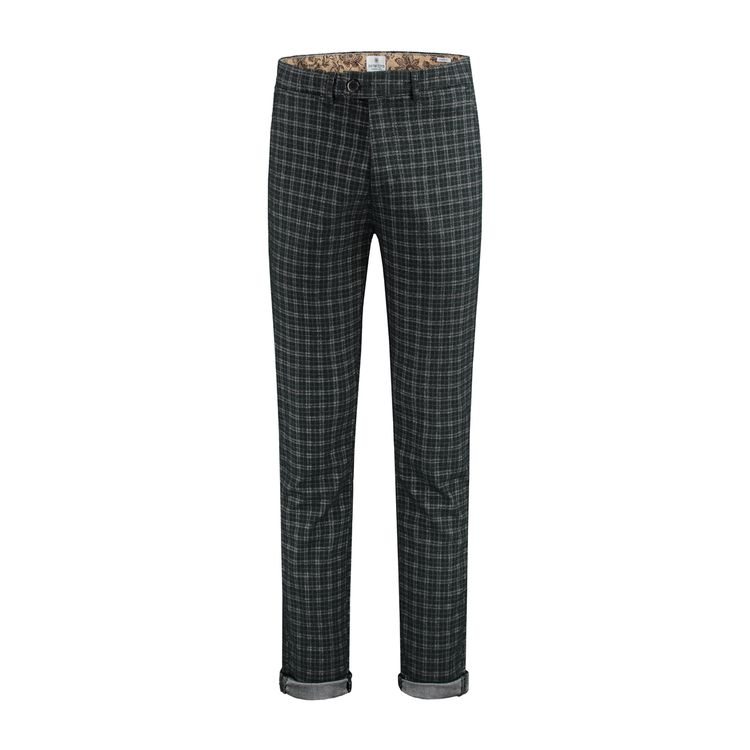 Dstrezzed Chino Fancy Tartan Check Flannel