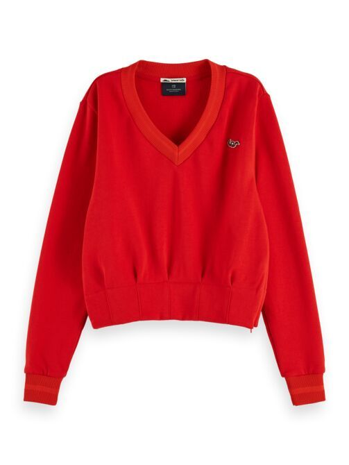 Maison Scotch Sweatshirt 157047