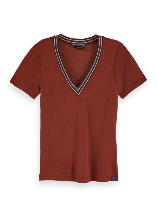 Maison Scotch T-Shirt 157067
