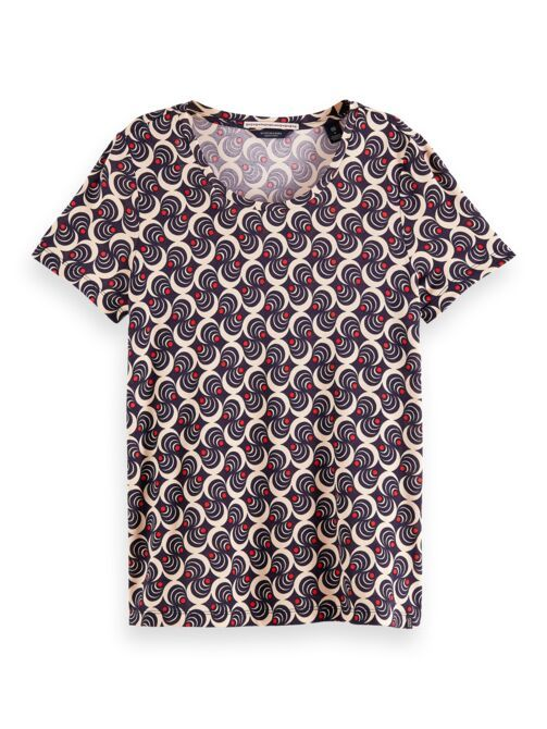 Maison Scotch T-Shirt 160489