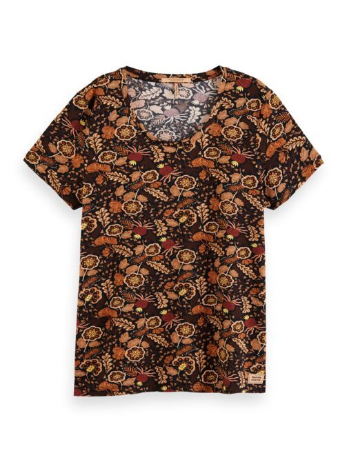 Maison Scotch T-Shirt  159250