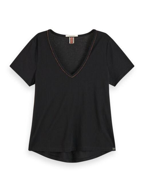 Maison Scotch T-Shirt  159256