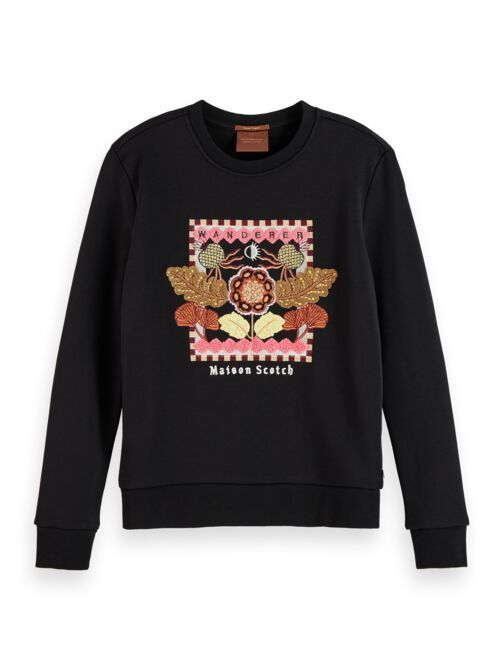Maison Scotch Sweatshirt 159311