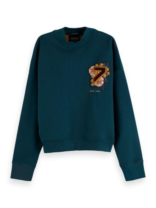 Maison Scotch Sweatshirt 159326