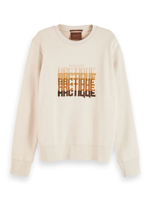 Maison Scotch Sweatshirt 160397