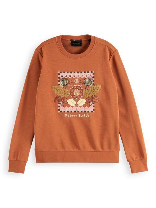 Maison Scotch Sweatshirt 159311
