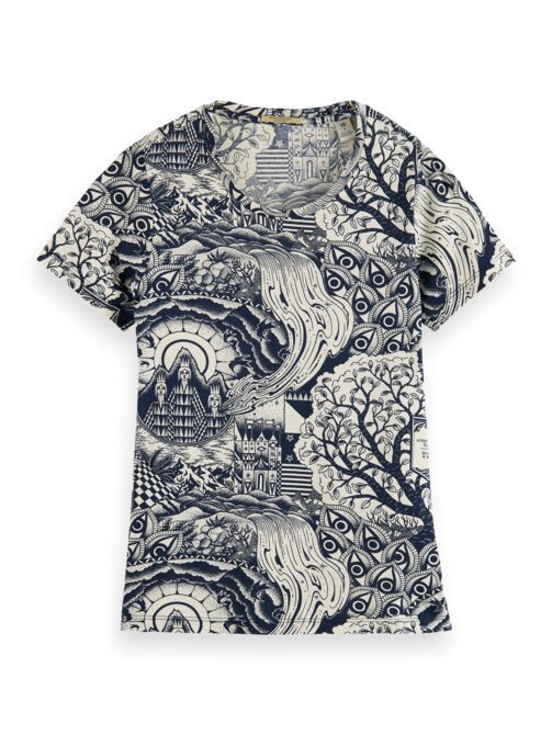 Scotch & Soda T-Shirt 162234
