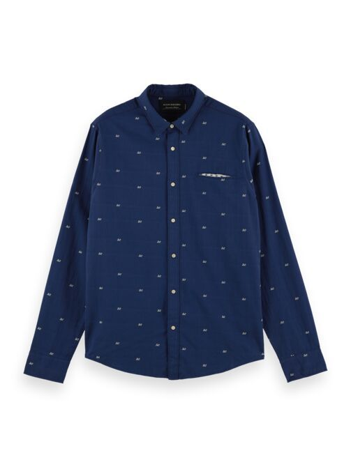 Scotch & Soda Overhemd 160789