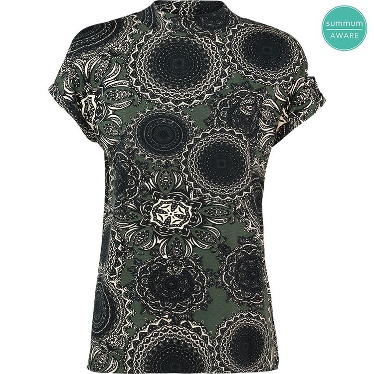 Summum Top KM Paisley 3s4470-30186