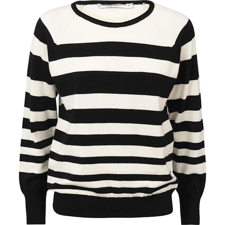 Summum Sweater Striped 7s5519-7778