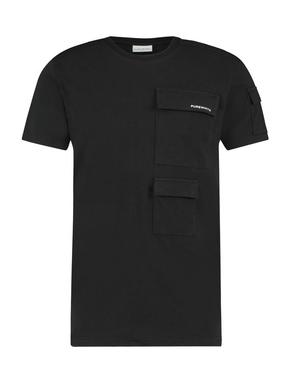 Purewhite T-Shirt KM 21010113