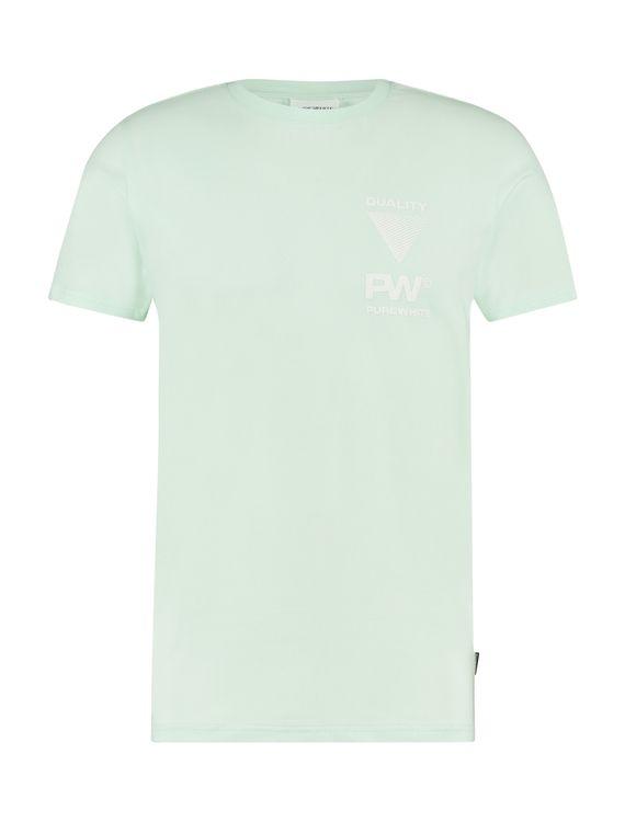 Purewhite T-Shirt KM 21010119