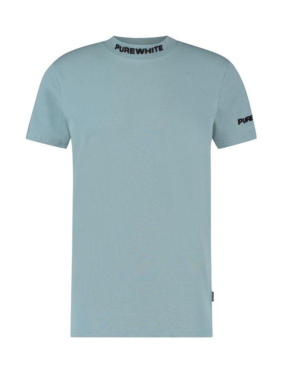 Purewhite T-Shirt KM 21010115