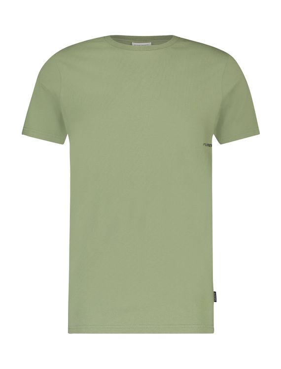 Purewhite T-Shirt KM 21010132