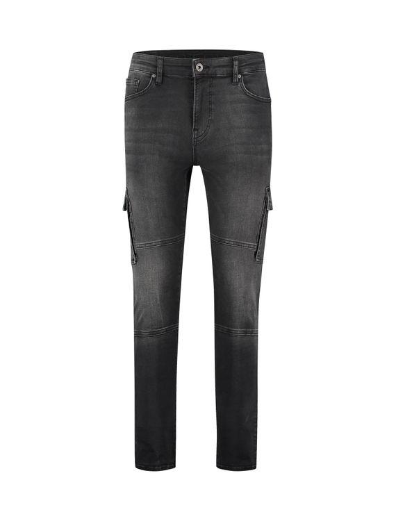 Purewhite Jeans The Jone Cargo W0650