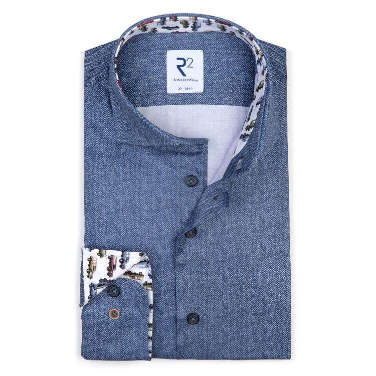 R2 Overhemd 110.WSP.055/014