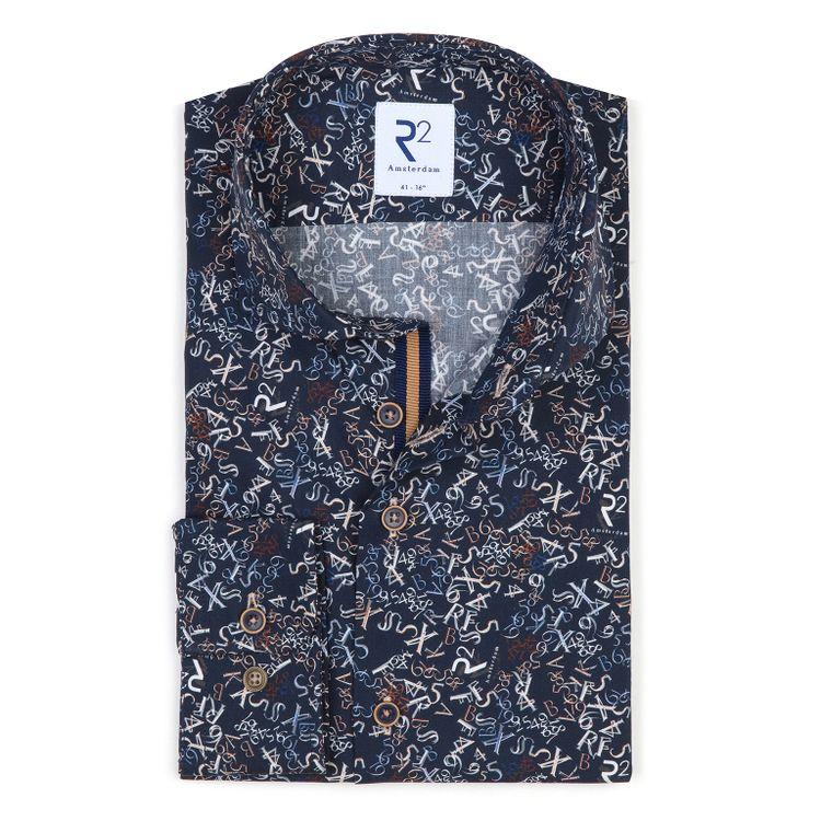 R2 Overhemd 110.WSP.080/073