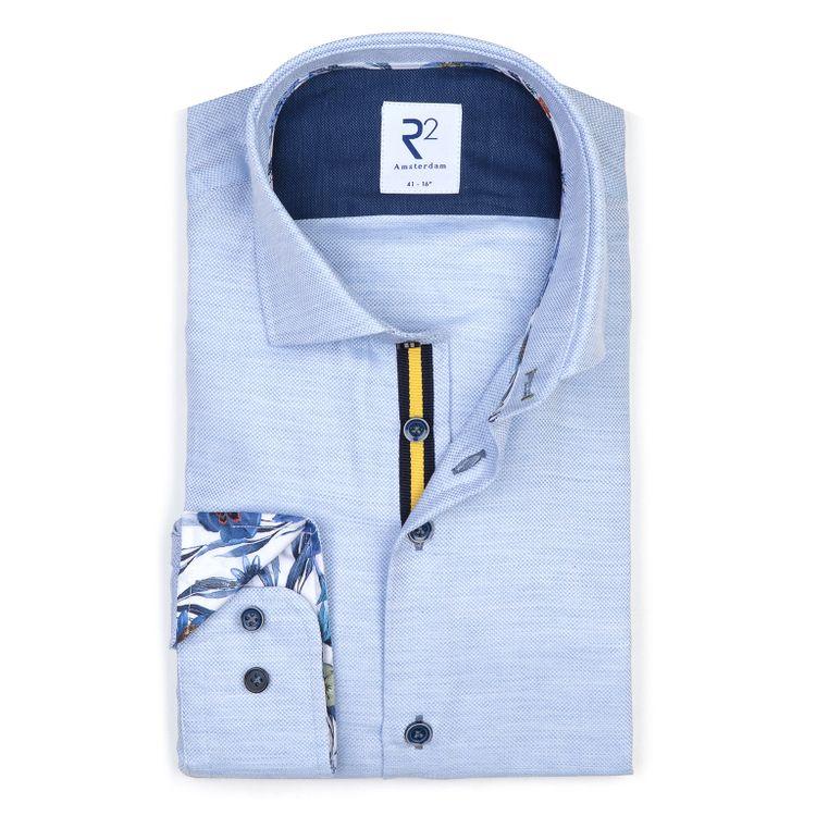 R2 Overhemd Extra lange mouw 110.WSP.XLS.021/018
