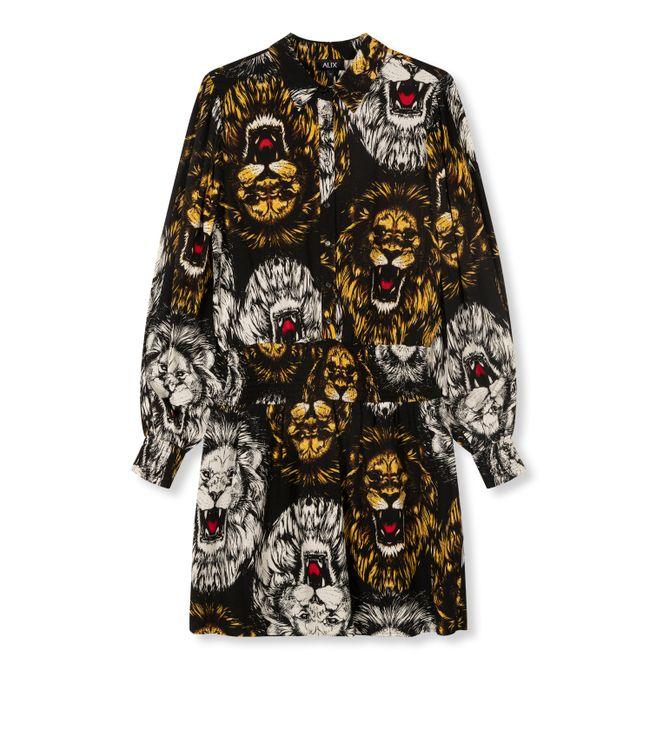 ALIX LION DRESS