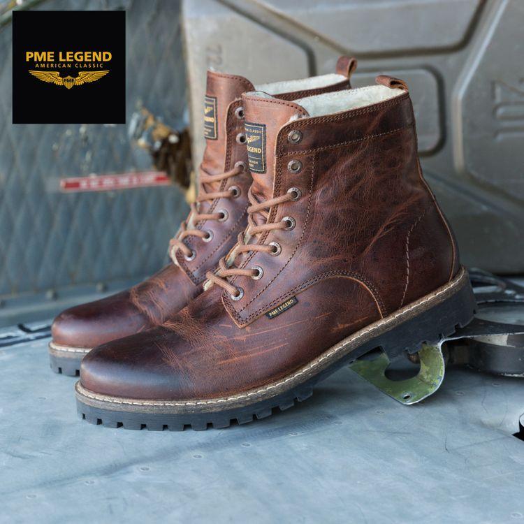 PME Legend Boot Fakefur Lining