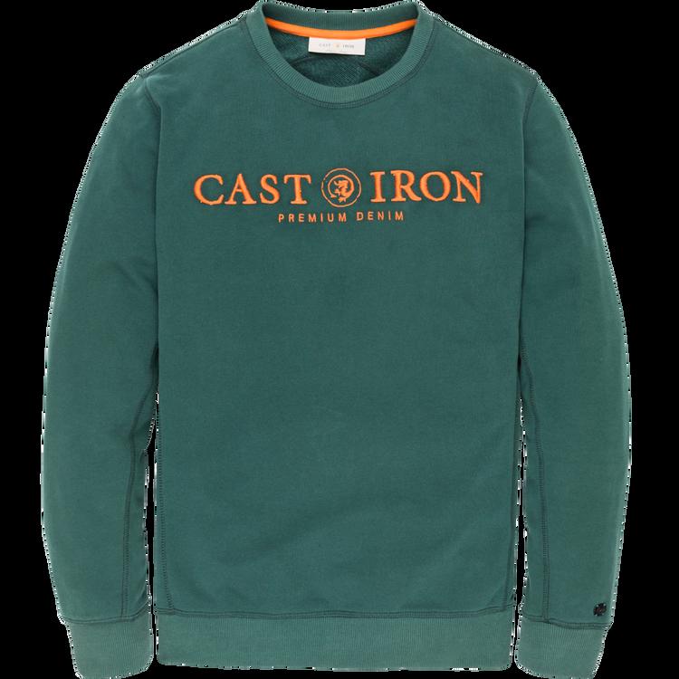Cast Iron Trui Carbon Fleece