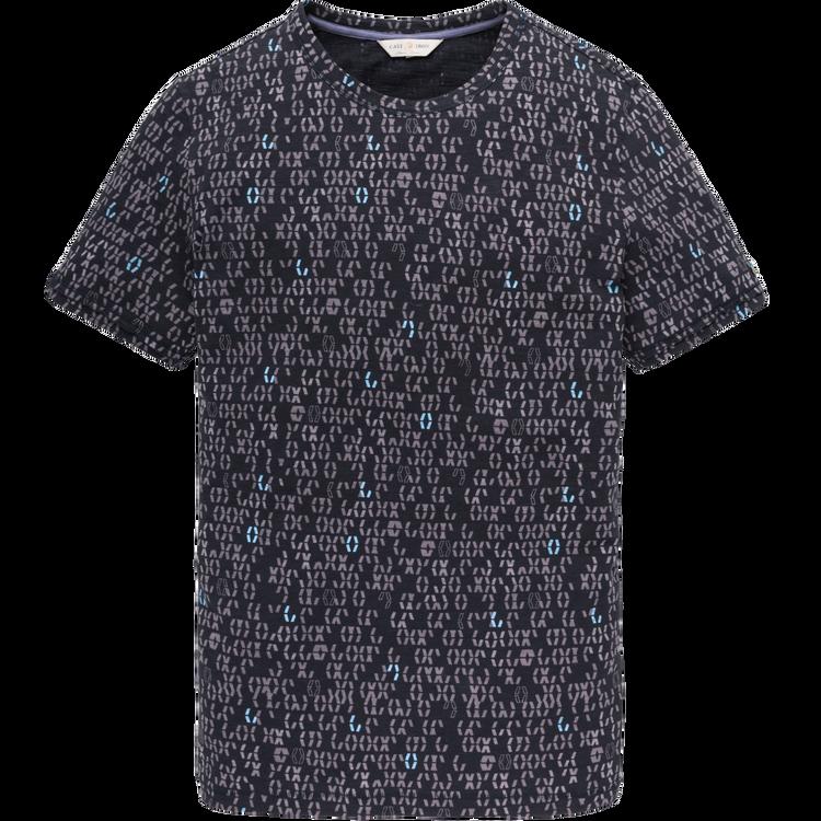 Cast Iron T-Shirt Slub Jersey
