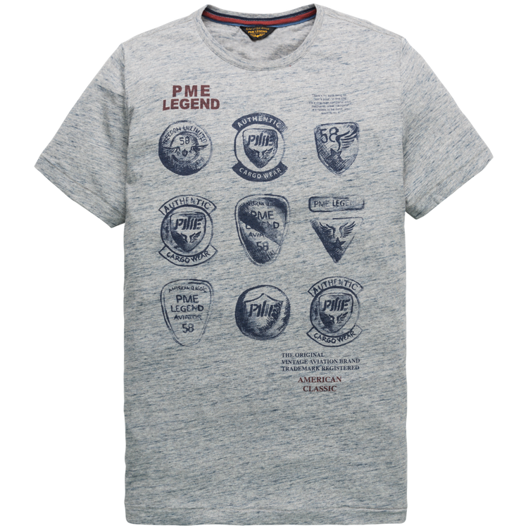 PME Legend T-Shirt Space Yarn