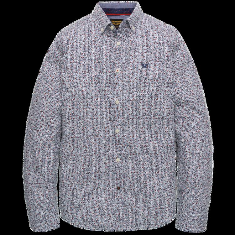 PME Legend Overhemd Poplin Print