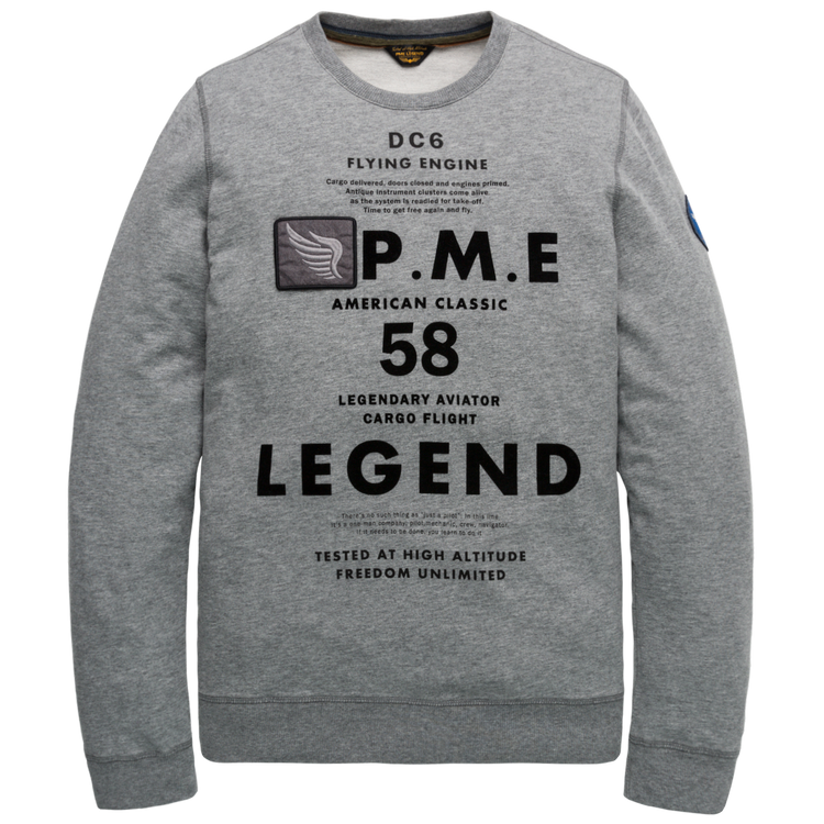PME Legend T-Shirt LM Light Terry