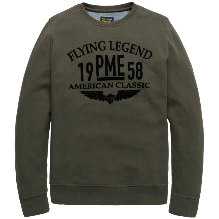 PME Legend Trui Dry Terry