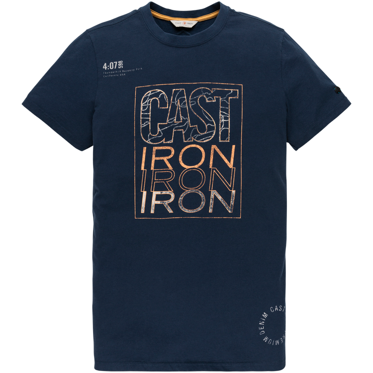 Cast Iron T-Shirt KM CTSS203274