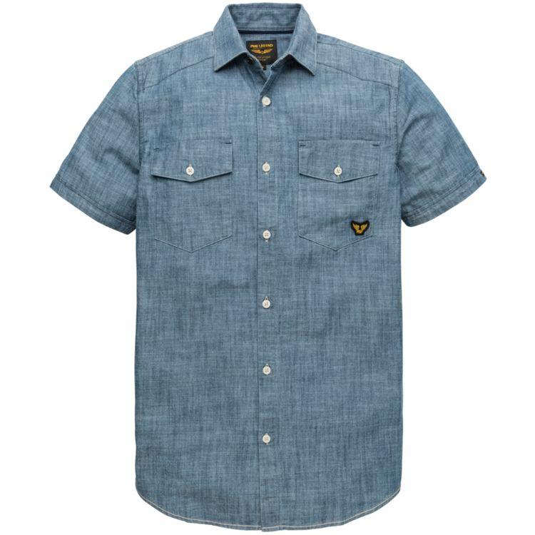 PME Legend Overhemd KM PSIS204254