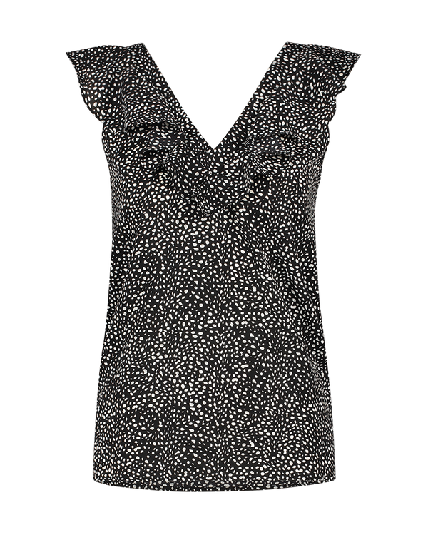AAIKO T-Shirt KM FARIN DOT PES 546