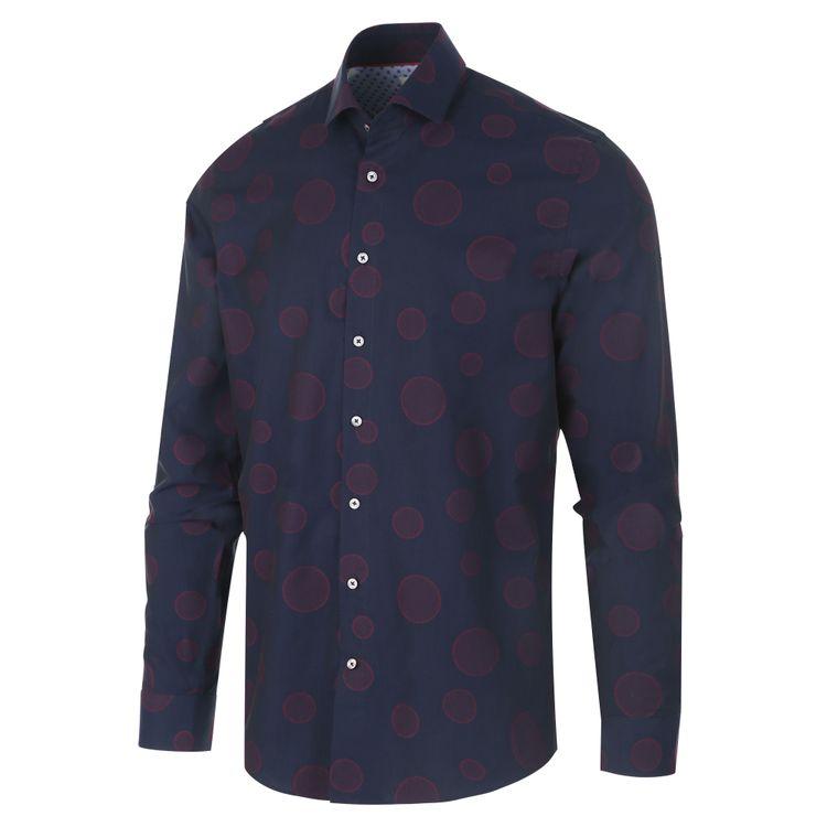 Blue Industry Overhemd 1145.92