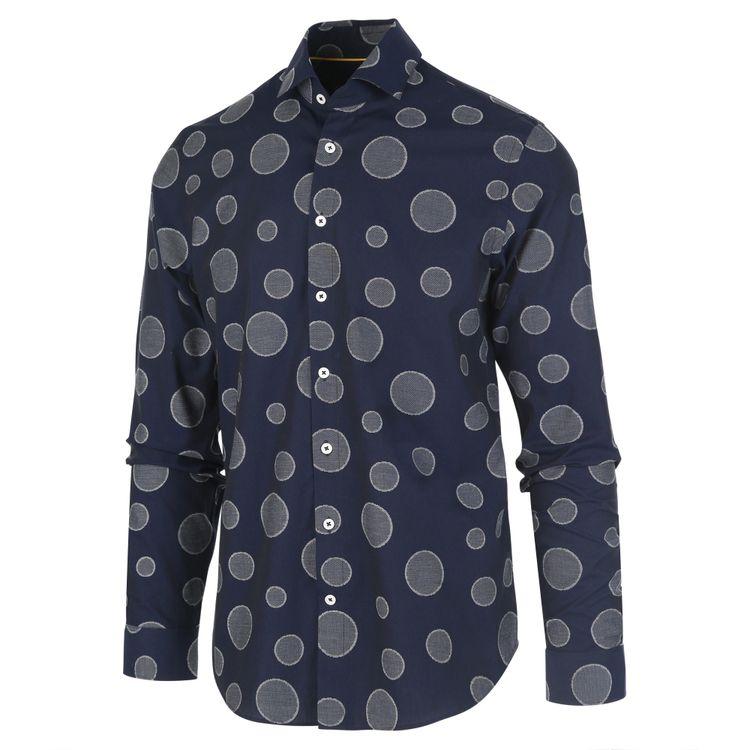 Blue Industry Overhemd 1155.92